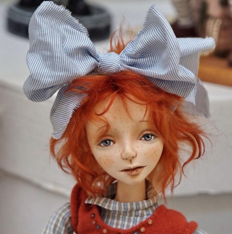 самоловы куклы из полимерной глины мастер класс фото выбирал тех